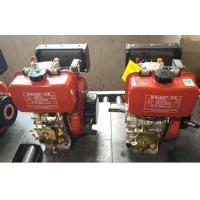 3.8HP 3600rpm Low Noise Diesel Air Cooled Engines , Agricultural Diesel Engine for sale