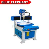 Quality ELECNC- 6060 Mini Advertising CNC Router with Moving Table for Carving Plywood for sale