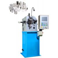 Quality Semi Elliptic Spring Coiling Machine High Precision With Color Monitor Display for sale