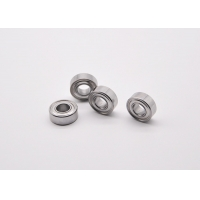 Quality Electric Motor 2*5*2.5mm P0 Miniature Ball Bearing for sale