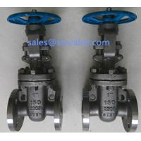 Quality ANSI 150LB 2205 Gate valve,RF ,DN25 for sale