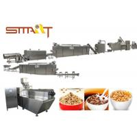 Quality EN Standard Snack Food Extruder Machine , Automatic Puff Snack Production Line for sale