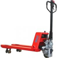 China Quick Lift Hand Truck Pallet Jack DF25 2.5 Ton Mobile Pallet Truck Custom Color on sale