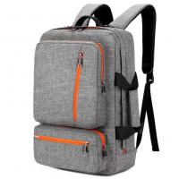Buy 17 Inch Laptop Tote Bag Grey Color , Travel Laptop Backpack Computer Bag at wholesale prices