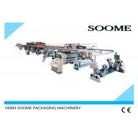 Quality Automatic Corrugated Cardboard Production Line Corrugated Box Making Machine Fast Delivery for sale
