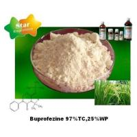 Quality Insecticide--Buprofezin 25%WP, 97%TC for sale