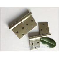 Quality 1.0mm Thickness Chrome Lift Off Hinges Small Size High Precision Water Proof for sale