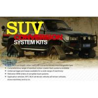 Quality SUV conversion track system for sale