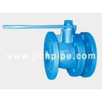 Quality ball valve, flange end ball valve for sale