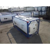 Quality 20ft 26000L T11 4bar Working Pressure 6bar Testing Pressure 36000kg ISO Tank Container for sale