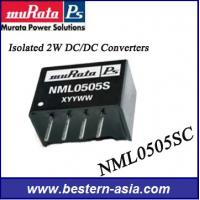 Quality Stock for NML0505SC (Murata-ps) DC-DC Converters for sale