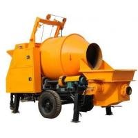 Quality High Quliaty Diesel Engine Concrete Mixer with Pump for sale