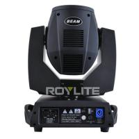 Quality 230 Watt 7R Sharpy Beam Moving Head Light , Show Led Moving Head Lights for sale