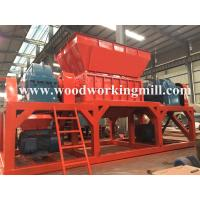 Quality Popluar cargo!!!Shredder machine with high quality and best performance for sale