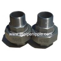 Quality Industrial Union Teflon Flat F / F High Precision Stable Performance for sale