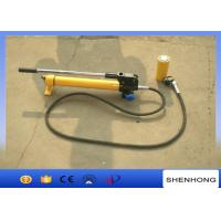 China HP - 1 Manual Operating Tools Hydraulic Hand Pump For Overhead Line Construction on sale