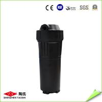 China Portable Plastic RO Filter Housing 5'' 10'' 20'' With Silicone Rubber Sear Ring on sale