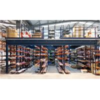 Quality Multi Tier Warehouse Mezzanine Systems , Mezzanine Floor Racking System For Small Goods for sale
