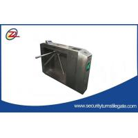 Electronic control system tourist scenic Tripod Turnstile gate, ticketing system