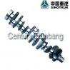 Buy cheap HOWO A7 Dump Truck Parts 161560020024 Crankshaft from wholesalers