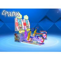 Buy cheap Commercial Coin Operated Amusement Bike Sports Machine / Network Racing Game from wholesalers