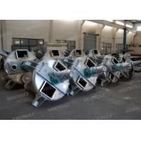 China Low Energy Conical Screw Mixer Chemical / Dye / Fertilizer / Battery Powder on sale