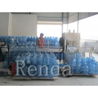 Quality 5 Gallon Barrel Washing Filling Capping Machine 100 BPH Jar Filling Machinery for sale