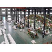 Quality 800-1000kg/H Capacity Stone Paper Making Machiner Extrusion Line 500 RPM Torque for sale