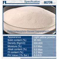 Buy cheap Real Factory Supply superplasticizer admixtures from wholesalers