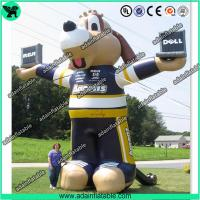 Quality Computer Promotion Inflatable,Inflatable Dog Replica, Cute Inflatable Dog for sale
