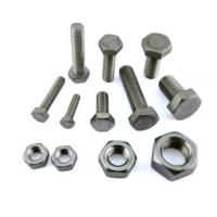 Quality Electronic Steel Bolts And Nuts Zinc Plate Surface M6 X 30 Size ASME B18.6.3 for sale