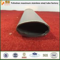 China Guangdong Best Supply Stainless Steel Section Tube Elliptical Tube on sale
