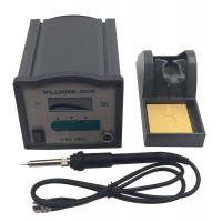Quality Mobile Digital Soldering Iron Station , Lead Free Soldering Station Energy Saving for sale