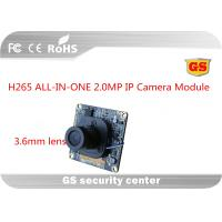 "Quality H.265 2.0 Megapixel IP camera module 1/2.7"" AR0237 low illumination CMOS sensor for sale"