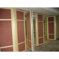 Quality Multi Color Movable Wall Partitions / Soundproof Room Dividers for Banquet Hall for sale