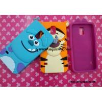 China Soft Silicone Mobile Case for Samsung GALAXY S5 I9600 - Disney Animal Shape on sale