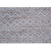 Quality Guipure Corded Lace Fabric For Dress / Eco Friendly Lace Material CY-LW0788 for sale