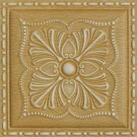 Buy cheap Classic style Square shape 3D TV background Moisture-proof living room wall tiles from Wholesalers