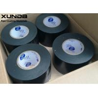 Quality Wrapping Anti Corrosive Pipe Wrap Tape 15 Mils 20 Mils 25 Mils Thick For Repair Pipe Surface for sale