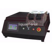 Quality High Speed 5000rpm Metallographic Cutting Machine with Touch Controller and Cooling System for sale