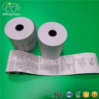 """Quality Premium 55gsm Thermal Printer Paper Roll  3 1/8""""X180 Static - Proof Recycled for sale"""