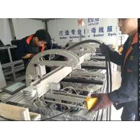 Buy Compact Busbar Assembly Line Busbar Fabrication Machine For Busbar Clamp And Clinching at wholesale prices