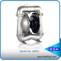Quality Stainless Steel Membrane Diaphragm Dosing Pump 8.3 Bar Non Leakage for sale