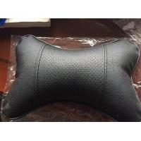 Buy Durable Car Headrest Pillow Black Color Adjustable Height With Elastic Band at wholesale prices