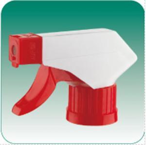Easy Used  Red hand plastic trigger sprayer