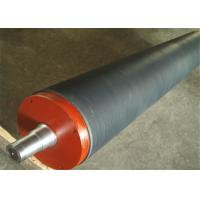 China Paper Making Machine Parts - Grooved Press roll For Paper Mill on sale