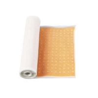 Quality 18cmx5m Zinc oxide adhesive perforated plaster for sale