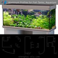 Quality Customzied Design Aluminum Frames to Make Fish Tanks and Aquarium for sale