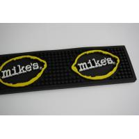 Buy cheap Mike's Top Fashion Bar Runner Mats With Logo , Bar Counter Mat from wholesalers