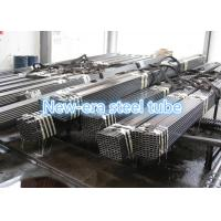 Quality Construction Hollow Section Steel Tube , Hollow Square TubeASTM A500 Standard for sale